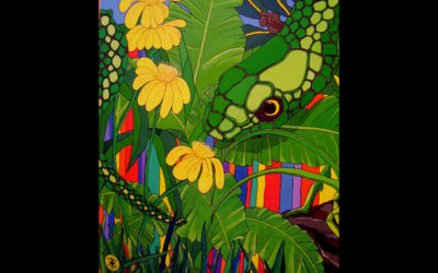 Bulungula lodge - 'Jungle snake' 2006