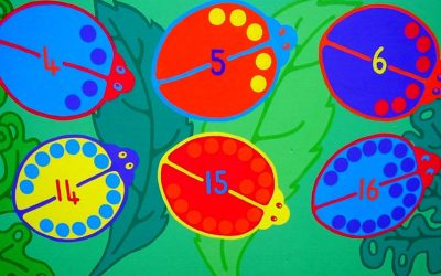 Cheam Common Infant School - 'Number Bugs'